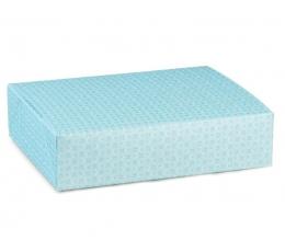 Dėžutė - melsva (250x200x50 mm.)