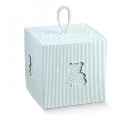 """Dėžutė """"Meškutis"""" (80x80x80 mm.)"""