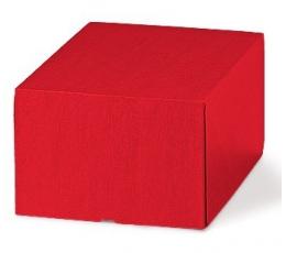 Dėžutė - stačiakampė, raudona (300x400x195)