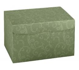 Dėžutė, žalia (400*280*250 mm.)