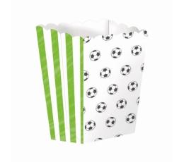 """Dėžutės užkandžiams """"Futbolas"""" (4 vnt.)"""