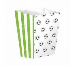 """Dėžutės užkandžiams """"Futbolas"""" (4 vnt..)"""