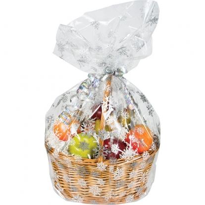 "Didelis maišelis saldumynams su dugnu ""Snaigės"""