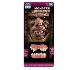 """Dirbtiniai """"Monstro"""" dantys"""