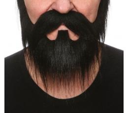 Dirbtiniai ūsai ir barzda (046-LH)