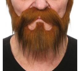 """Dirbtiniai ūsai ir barzda""""Medžiotojas"""" (046-MG)"""