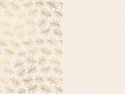 Dovanų pakavimo popierius. rožinis-auksinis (2 vnt./70x200 cm)