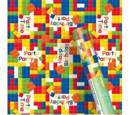 "Dovanų popierius ""Lego"" (76x152 cm)"