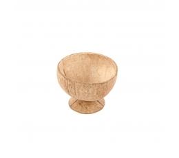 Dubenėlis užkandžiams, kokosinis (11x10 cm)
