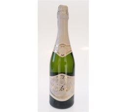 """Etiketė buteliui """"Krikštynų šampanas"""""""