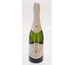 """Etiketės buteliams """"Krikštynų šampanas"""" (10 vnt.)"""