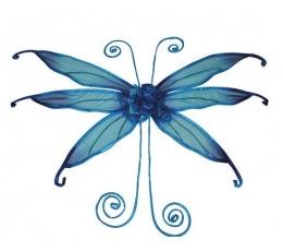 Fėjos sparnai / mėlyni