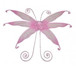 Fėjos sparnai / rožiniai