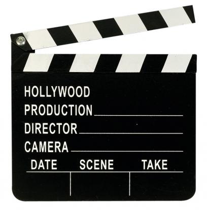 Filmavimo pliauškė (20x18 cm)