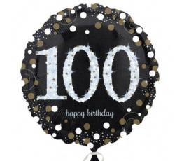 "Folinis balionas ""100"" (43 cm)"