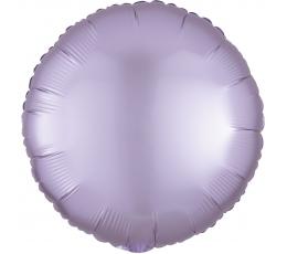 """Folinis balionas """"Alyvinis apskritimas"""", matinis (43 cm)"""