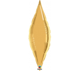 "Folinis balionas ""Auksinis lapas"" (63x29 cm)"