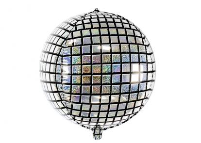 """Folinis balionas """"Disco ball"""" (40 cm)"""