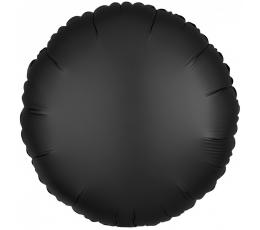 """Folinis balionas """"Juodas apskritimas"""" (19"""" 43 cm.)"""