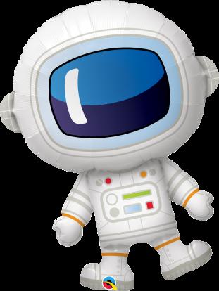 """Folinis balionas """"Kosmonautas"""" (94 cm)"""