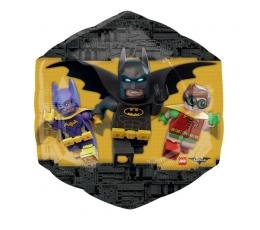 """Folinis balionas """"Lego Batman"""" (48x73 cm)"""