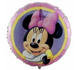 """Folinis balionas """"Linksmoji Pelytė Minė"""" (43 cm)"""