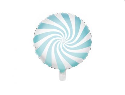 """Folinis balionas """"Melsvas ledinukas"""" (45 cm)"""