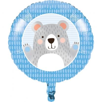 """Folinis balionas """"Meškutis"""" (45,7 cm)"""