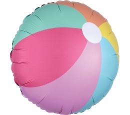 """Folinis balionas """"Paplūdimio kamuolys"""" (43 cm)"""
