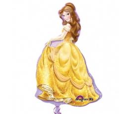 "Folinis balionas ""Princesė Belle"" (60 x 99 cm)"