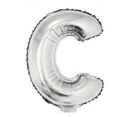 """Folinis balionas-raidė """"C"""" (41 cm)"""