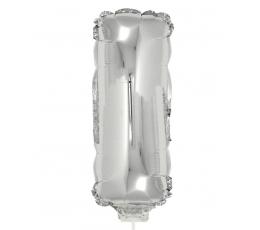 """Folinis balionas-raidė """"I"""" (41 cm)"""
