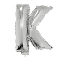 """Folinis balionas-raidė """"K"""" (41 cm)"""