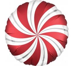 """Folinis balionas """"Raudonas ledinukas"""" (45 cm)"""