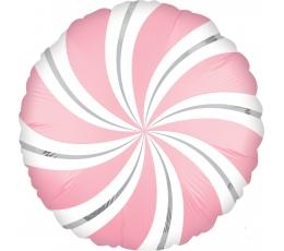 """Folinis balionas """"Rožinis ledinukas"""" (45 cm)"""