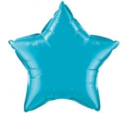 """Folinis balionas """"Turkio žvaigždė"""" (91 cm.)"""