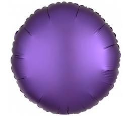 """Folinis balionas """"Violetinis apskritimas"""" (43 cm)"""