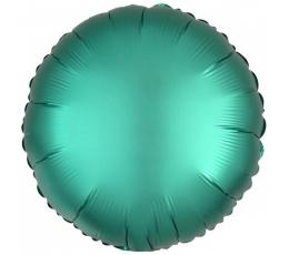"""Folinis balionas """"Žalsvas apskritimas"""" (43 cm)"""