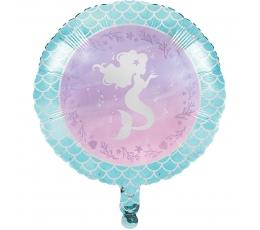 """Folinis balionas """"Žvilganti undinė"""""""