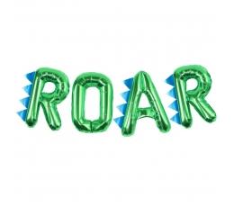 """Folinių balionų rinkinys """"Roar"""""""