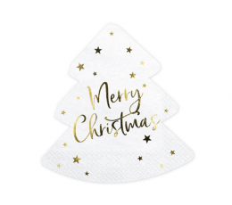 "Forminės servetėlės ""Merry Christmas"" (20 vnt.)"