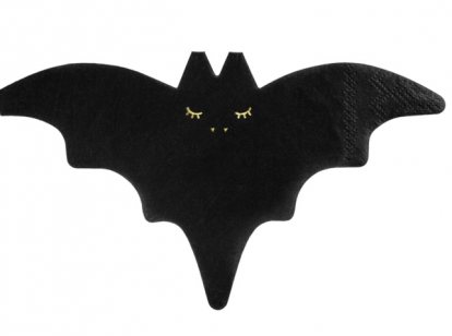"""Forminės servetėlės """"Šikšnosparnis"""" (20 vnt.)"""