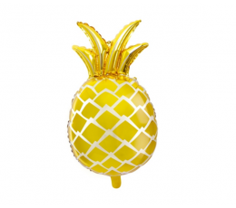 """Forminis balionas """"Auksinis ananasas"""" (48x67cm)"""