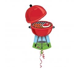 """Forminis balionas """"BBQ grilis"""" (58x91 cm)"""