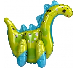 "Forminis balionas-dekoracija ""Brontozauras"" (48x58 cm)"