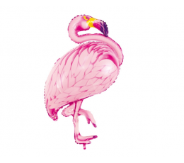 "Forminis balionas ""Flamingas"" (70x121 cm)"