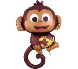 """Forminis balionas """"Happy monkey""""(63 x 91cm)"""