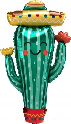 """Forminis balionas """"Kaktusas"""" (60 X 96 cm)"""