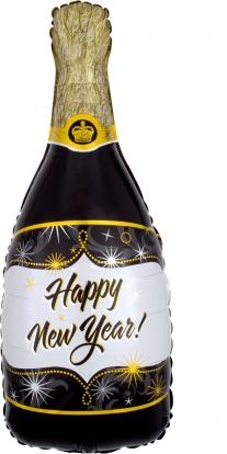 """Forminis balionas """"Naujųjų Metų šampanas"""""""