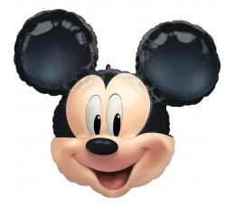 """Forminis balionas """"Peliukas Mikis"""" (63cmx55cm)"""